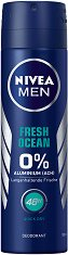 Nivea Men Fresh Ocean Deodorant - Дезодорант за мъже - ролон