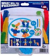 """Направи сам гъвкаво чудовище - Fantastic Creature - Творчески комплект от серията """"Fuzzoodles"""" -"""