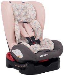 Детско столче за кола - Vintage: Flowers - За деца от 0 месеца до 18 kg -