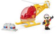 Пожарникарски хеликоптер - играчка