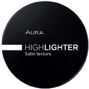 Aura Glorious Cheeks Highlighter - Хайлайтър за лице с перлен блясък - очна линия