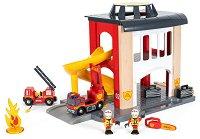 Пожарна станция - играчка