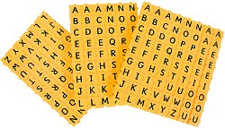 Английска азбука - Детска образователна игра -