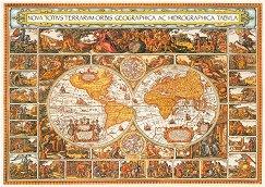 Световна карта -