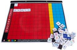 """Магнитна дъска за смятане за деца от 5 до 7 години - Образователна играчка с цифри от серията """"Adaptaboard"""" - играчка"""