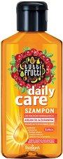 "Farmona Tutti Frutti Daily Care Shampoo - Шампоан за нормална коса с арганово масло и червена боровинка от серията ""Tutti Frutti"" -"