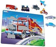 Камион - пъзел
