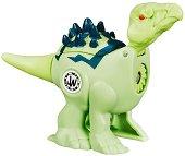 """Динозавър - Стегозавър - Детска играчка от серията """"Brawlasaurs"""" -"""