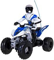 АТВ - Yamaha Raptor 700R - Детска играчка с дистанционно управление -