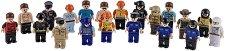 Мини фигури - Професии - Комплект от 20 броя - играчка
