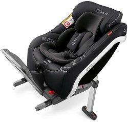 "Детско столче за кола - Reverso Plus: Midnight Black - За ""Isofix"" система и деца от 0 месеца до 23 kg - столче за кола"