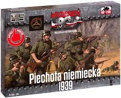 """Войници от немската пехота - Комплект от 24 фигури от серията """"Септември 1939"""" -"""