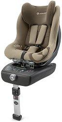 """Детско столче за кола - Ultimax 3: Almond Beige - За """"Isofix"""" система и деца от 0 месеца до 18 kg -"""