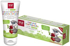 Splat Kids Bio-Active Toothpaste Strawberry-Cherry - продукт