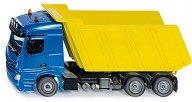 """Камион - Mercedes-Benz Arocs - Метална играчка от серията """"Super: Transport"""" - несесер"""