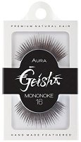 """Aura Geisha Mononoke 16 - Мигли от естествен косъм от серията """"Geisha"""" -"""