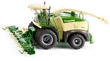 """Комбайн - Krone BiG X 580 - Метална играчка от серията """"Farmer: Harvester"""" - играчка"""
