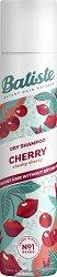 Batiste Dry Shampoo Fruity & Cheeky Cherry - Сух шампоан за всеки тип коса с аромат на череша - червило