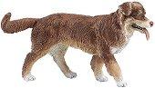 """Куче - Австралийска овчарка - Фигура от серията """"Животните във фермата"""" -"""