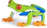 """Червеноока дървесна жаба - Фигура от серията """"Диви животни"""" - фигура"""