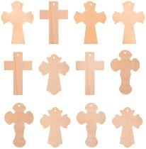 Фигурки от шперплат - Кръстчета