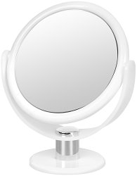 Козметично двойно огледало на стойка - продукт