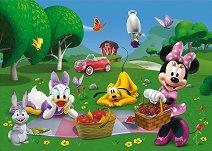 Мини Маус и приятели - Двулицев пъзел - пъзел