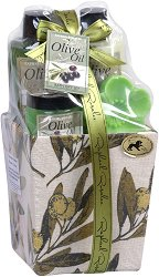 Raphael Rosalee Olive No.40 - Подаръчен комплект с козметика за тяло с маслина -