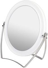 Козметично двойно огледало - С увеличение x5 -