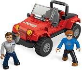 Jeep Wrangler - Детски конструктор -