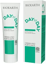Bioearth Day by Day Crema Viso Purificante - гел