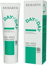 Bioearth Day by Day Gel Viso Purificante - гел