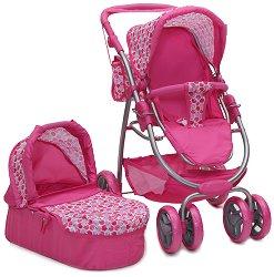 Количка за кукли - Sweet Heart - Детска играчка - количка