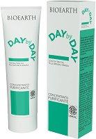"Bioearth Day by Day Concentrato Purificante - Концентрат за локално нанасяне при проблемна кожа от серията ""Day by Day"" - продукт"