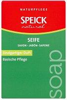 """Speick Natural Soap - Натурален тоалетен сапун от серията """"Natural"""" - продукт"""