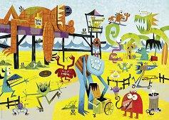 Чудовищен плаж - Майкъл Слак (Michael Slack) -