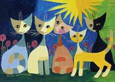 Цветна компания - Златна колекция - Розина Вахтмайстер (Rosina Wachtmeister) -