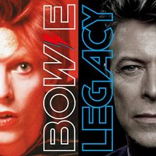 David Bowie Legacy - The very best of -
