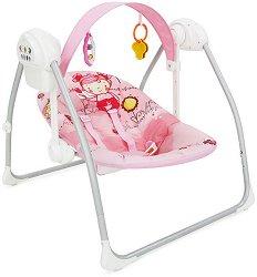 Бебешка люлка - Party Green: Pink -