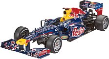 Автомобил - Red Bull Racing RB8 Sebastian Vettel - Комплект с лепило и боички -