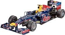 Автомобил - Red Bull Racing RB8 Mark Webber - Комплект с лепило и боички - макет