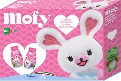 """Детски подаръчен комплект за момичета - Шампоан и душ гел от серията """"Mofy"""" -"""