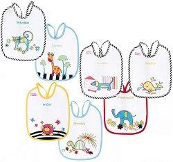 Лигавници - Colourful Animals - продукт