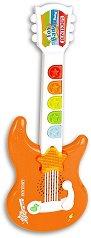 Електронна китара - Детски музикален инструмент -