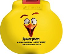 """Детски душ гел и пяна за вана 2 в 1 - От серията """"Angry Birds"""" -"""