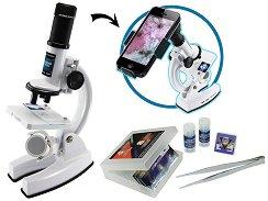 Детски микроскоп за смарт телефон -