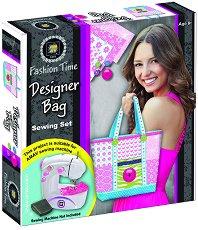 Уший сама дизайнерска чанта -