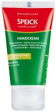 """Speick Natural Hand Cream - Натурален крем за ръце за суха кожа от серията """"Natural"""" - боя"""