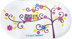 Подложка за баня - Owls - Размер 69 x 38 cm - продукт