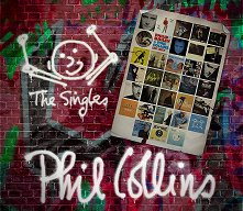 Phil Collins - The Singles - 2 CD - компилация